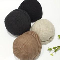 기본 무지 블랙 차골 데일리 패션 비니 와치캡 모자