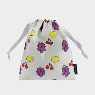 grape string pouch