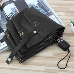 크라운 완전자동 양우산 / 자외선차단 방풍우산