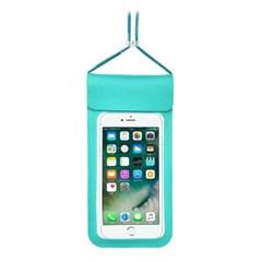 스마트폰 방수팩 / 물놀이 터치 방수케이스
