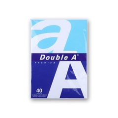 업무보고 학원레포트 카피 더블에이 A4복사용지 40매_(1307153)