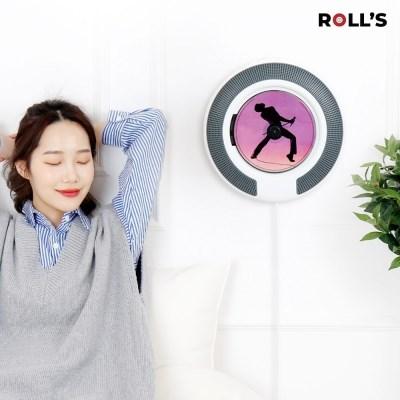 롤스 벽걸이 CD플레이어 블루투스지원
