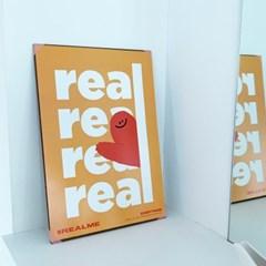 [KEEERI x BFMA] EVERYTHING 포스터 A3-REALME