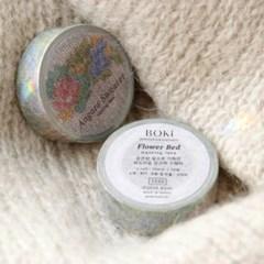 Angora Sweater Masking Tape [Flower Bed]