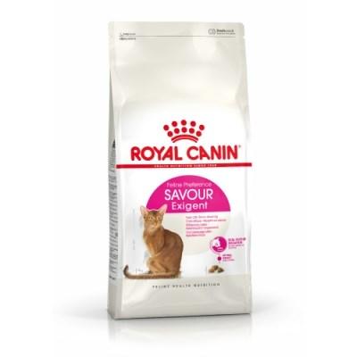 로얄캐닌 캣 엑시전트 세이버 4kg 고양이사료
