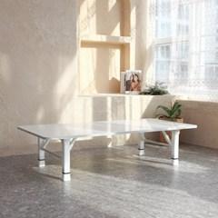 사각 높이조절 접이식 테이블 120x60cm