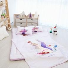 디즈니 낮잠이불 세트 - 겨울왕국 어드벤처