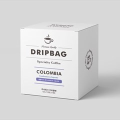 드립백 - 콜롬비아 쿤디나마르카 수프리모