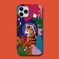 슬림하드 케이스 스마트톡 세트 - 호랑이(Tiger)