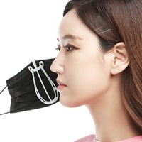 마스크 캐디 숨쉬기편한 지지대 안경김서림방지 페이스 가드 3개입