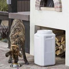 강아지 사료보관함 비틀볼트 80 1P 약26~30kg