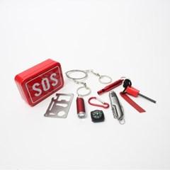 SOS 생존도구세트/ 서바이벌 생존키트