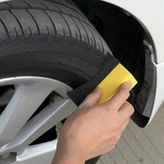 타이어 스펀지 어플리케이터 4p