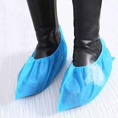 신발오염방지 일회용덧신 신발커버 부직포 덧신 50켤레