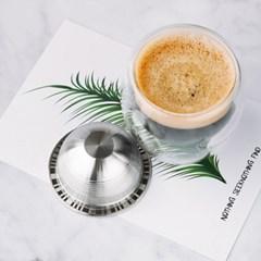 네스프레소 버츄오 호환 리필 커피캡슐 재사용 캡슐