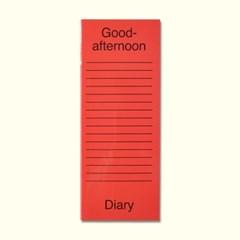 LIST 02-Good Afternoon