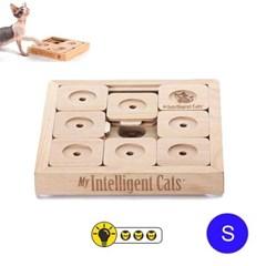 고양이 장난감 캣 스도쿠 엑스퍼트 먹이장난감 S 9칸