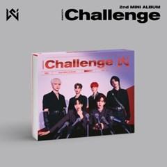 위아이(WEi) - 미니 2집 [IDENTITY : Challenge] (ALL Ver.)