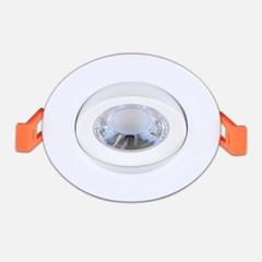 LED 매입등GS MR16 일체형 5W 다운라이트