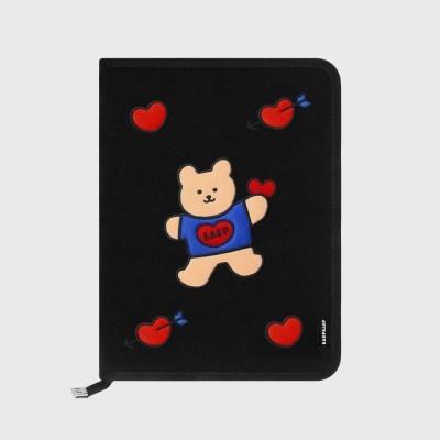 Covy heart-black(북파우치)_(1762627)