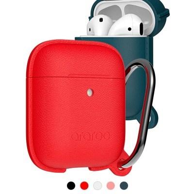 아라리 애플 에어팟2 무선충전 키링 팝스 실리콘 케이스