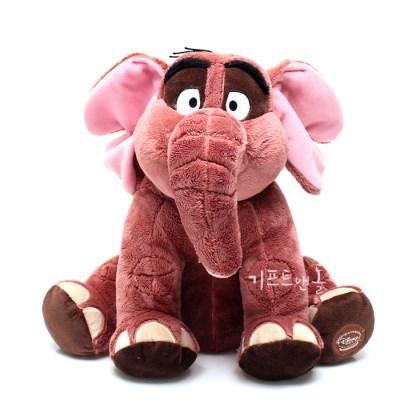정품 디즈니 타잔 텐터 코끼리 봉제인형 30cm