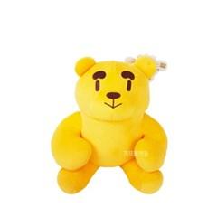 정품 금곰 골드베어 테디베어 봉제인형 25cm