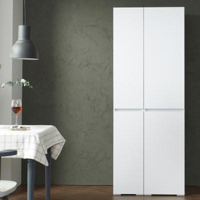[에띠안]올리브 300/400 냉장고자리 깊은장 주방 키큰 틈새 수납장