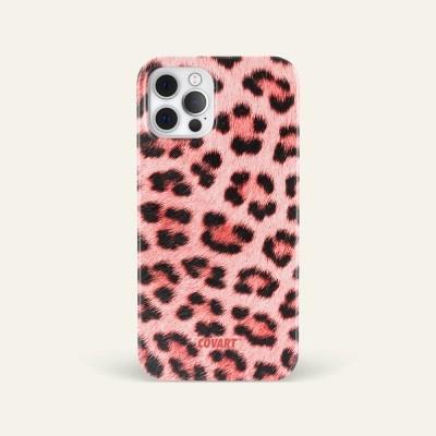 [코바트] Animal print 'Leopard P' 레오파드 핑크 호피 하드케이스