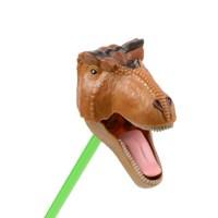 [사파리엘티디] 870080 브라운 공룡머리 손집게