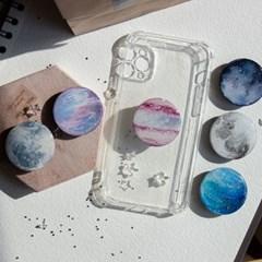 그려낸 작은 우주 행성 그립톡 스마트톡