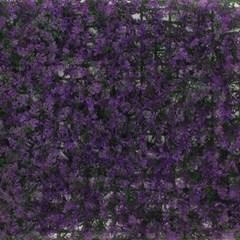 숲인테리어 퍼플 풀잎 벽장식 인조잔디(60x40cm)