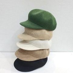 기본 무지 숏챙 꾸안꾸 데일리 헌팅캡 마도로스 모자