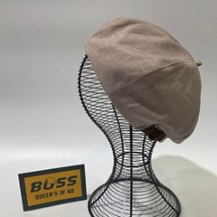 기본 무지 사이즈조절 블랙 데일리 패션 베레모 모자