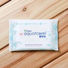 우리집 항균 물티슈(10매)/화장품매장사은품 약국