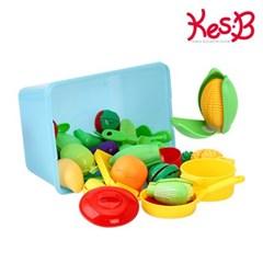 [캐스B]플레이 해피과일야채속엿보기(2190)