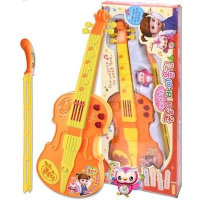 콩순이 노래하는 바이올린