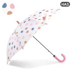 [HAS] 아동 우산 (파스텔도트)