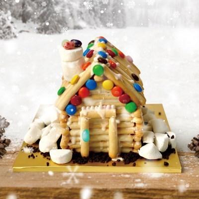 노오븐 홈베이킹 쿠키하우스 만들기 DIY 키트