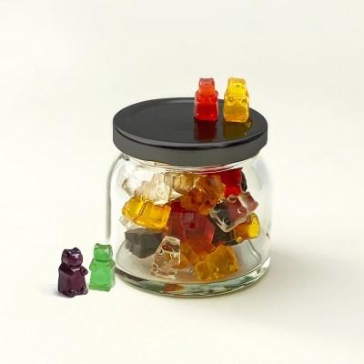 홈베이킹 곰돌이 젤리 만들기 DIY