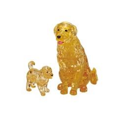 3D입체퍼즐 골든리트리버와 강아지 CP902188_(1321847)