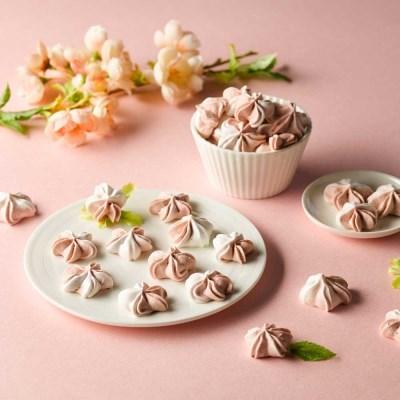 피나포레 벚꽃 머랭 쿠키 만들기 [AIR]
