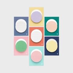 Moonlight sticky pad ver.2 (점착식 메모지)