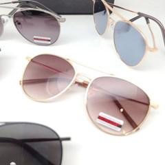 도수없는 가벼운 블랙 브라운 데일리 패션 선글라스