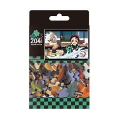 [토이앤퍼즐] 귀멸의칼날 탄지로와 친구들 직소퍼즐 204PCS