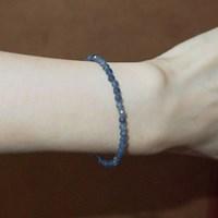 blue_sapphire_br 블루사파이어 원석팔찌
