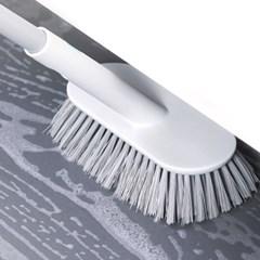 길이조절 욕실 바닥 청소솔 [C021]
