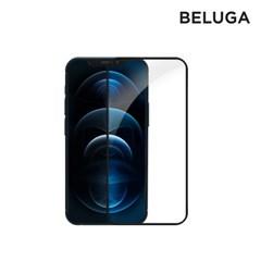 벨루가 아이폰 12 프로 MAX용 풀커버 강화유리 액정보호