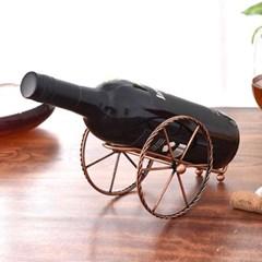 엔틱수레 와인랙 / 와인받침 와인홀더