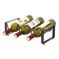 엔틱 물결 와인렉(3열 1단) / 와인거치대